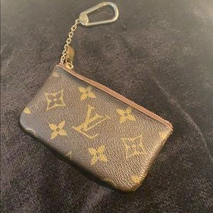 Excellent condition Louis Vuitton keychain